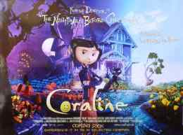 Coraline – Be Careful What You Wish For